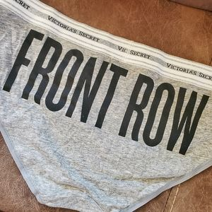 RARE VS Fashion Show 2015 Front Row Hiphugger